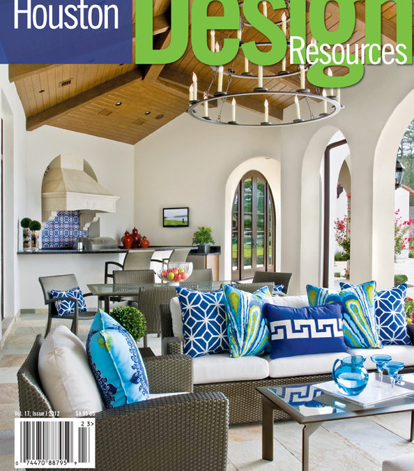 """2012 Houston Design Resources – The """"New"""" Old Home"""